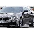 BMW 5シリーズ 改良新型プロトタイプ(スクープ写真)