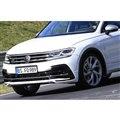 VW ティグアンR 開発車両(スクープ写真)