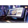 「CarPlay」「AndroidAuto」に対応した大画面ディスプレイオーディオ。写真は上位機のDMH-SF700