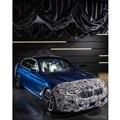 BMW 5シリーズ・セダン 改良新型のティザーイメージ