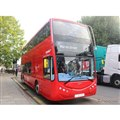 ZFの電動アクスルを搭載する英国ロンドンの2階建てEVバス