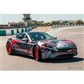 カルマの次世代EVスーパーカーの開発プロトタイプ車両(レヴェーロGTベース)
