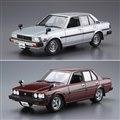 1/24 トヨタ E71/70 カローラセダン GT/DX '79