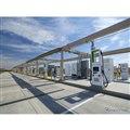 VWグループが米国アリゾナ州に開設したEVの充電テスト施設