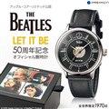 「THE BEATLES LET IT BE 50周年記念 オフィシャル腕時計」
