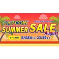 「CAPCOM SUMMER SALE -August-」