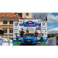 チェコで開催された「ECO エネルギー・ラリー・ボヘミア」において総合優勝を達成したプジョー e-208