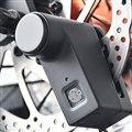 WALSUN 指紋認証 自転車ロック U3