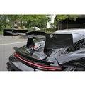 ポルシェ 911 GT3 RS 新型プロトタイプ (スクープ写真)