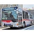 1/80 三菱ふそう MP38エアロスター (東急バス)