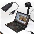 HDMI to USB WEBカメラアダプタ