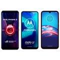 「ROG Phone 3」「moto g8 power lite」「moto e6s」