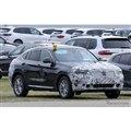 BMW X4 M40i 改良新型プロトタイプ(スクープ写真)