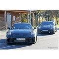 ポルシェ 911 GT3 次期型と718ケイマン GT4 RS プロトタイプ(スクープ写真)
