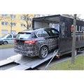 BMW X5 改良新型プロトタイプ(スクープ写真)