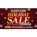 「CAPCOM HOLIDAY SALE -DECEMBER-」