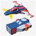 「スーパーミニプラ 無敵ロボ トライダーG7 トライダー・シャトル&トライダー・ニューシャトルセット【PB限定】」