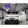 フォルクスワーゲンがドレスデン工場で生産を開始した新型EVのID.3