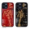 FLASH シャア専用ザク/ガンダム 基板アート iPhone 12/12 Proケース