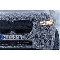 BMW iX3 改良新型プロトタイプ(スクープ写真)