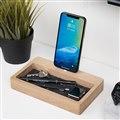 OAKYWOOD iPhone 充電ドック オーガナイザー