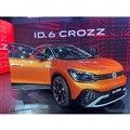 VW ID.6 CROZZ(上海モーターショー2021)
