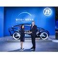 ZFのプレスカンファレンス(上海モーターショー2021)