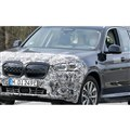 BMW iX3 改良新型 プロトタイプ スクープ写真