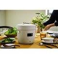 電気圧力鍋「Re・De Pot」に新色「ホワイト」