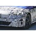 BMW 3シリーズ EV プロトタイプ(スクープ写真)