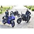 プロレーサー丸山浩と小鳥遊レイラが250ccバイクを比較試乗。若者に人気の理由を探る