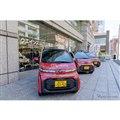 超小型EVで横浜の街をオシャレに散歩…C+pod ショートタイムレンタル開始[発表試乗会]