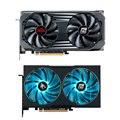 「Red Devil AMD Radeon RX 6600 XT 8GB GDDR6」および「Hellhound AMD Radeon RX 6600 XT 8GB GDDR6」