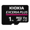 EXCERIA PLUS microSDXC UHS-Iメモリカード1TB