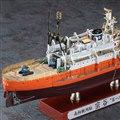 """南極観測船 宗谷 """"第一次南極観測隊 スーパーディテール"""""""
