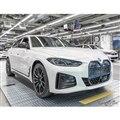 BMWグループのドイツ・ミュンヘン工場で量産を開始したBMW i4