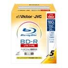 [BV-R130L5] LTH TYPEの録画用BD-Rメディア5枚組(プリンタブル/CPRM対応)