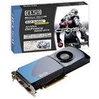 [GLADIAC 998 GTX 512MB] GeForce 9800 GTX搭載PCI Expressビデオカード(GDDR3-SDRAM 512MB)