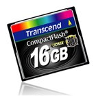 [TS16GCF300] 300倍速転送/ウルトラDMAモード5対応のコンパクトフラッシュ(16GB)