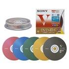 [10DMW12HXP/20DMW12HXS] CPRMに対応した録画用DVD-RW。価格はオープン
