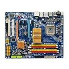 [GA-EP45-DS3] Intel P45/ICH10チップセットを搭載したLGA775用ATXマザーボード。市場想定価格は18,400円前後