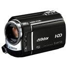 [GZ-MG360] 光学32倍ズームレンズを備えた薄型HDD/SDHCビデオカメラ(60GB/ブラック)。価格はオープン