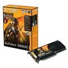 [ZOTAC GeForce 9800 GT VD2995] GeForce 9800 GT搭載PCI-Express2.0 x16対応ビデオカード (GDDR3-512MB)。市場想定価格は19,480円前後
