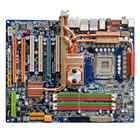 [GA-EP45T-EXTREME] P45 ExpressチップセットやHybrid Silent-Pipe設計を採用したLGA775用ATXマザーボード。市場想定価格は39,800円前後