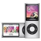 [iPod nano] 加速度センサー/Cover Flow/Shuffleモードを備えたポータブルオーディオプレーヤー。価格は17,800〜23,800円(税込)