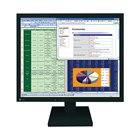 [S1901-BSTBK] コントラスト比800:1/輝度300カンデラ/応答速度5msの19型SXGA液晶ディスプレイ(ブラック)。直販価格は49,800円(税込)