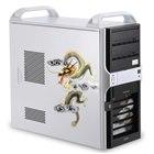 [Endeavor Pro4500 15周年記念限定モデル 蒔絵デザイン -龍-] ボディに蒔絵が施されたCore 2 Extreme QX9770を選択可能なデスクトップPC。基本構成価格は230,580円