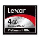[CF4GB-80-810] 毎秒12MBの記録が可能なコンパクトフラッシュ(4GB)