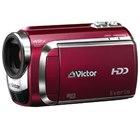 [GZ-MG840] 光学32倍ズームレンズやmicroSDHCカードリーダーを備えた薄型HDDビデオカメラ(60GB) 。価格はオープン