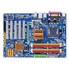 [GA-P43-ES3G] インテルP43チップセットを備えたLGA775用ATXマザーボード